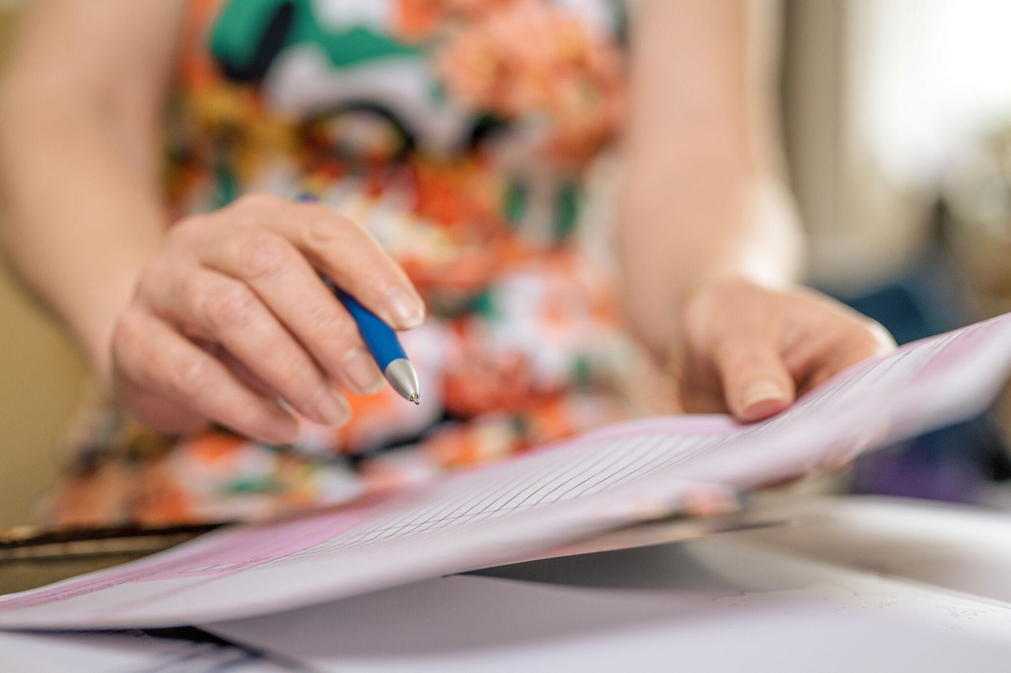 jak správně vyplnit přihlášku ke studiu, dokumenty školy, GDPR